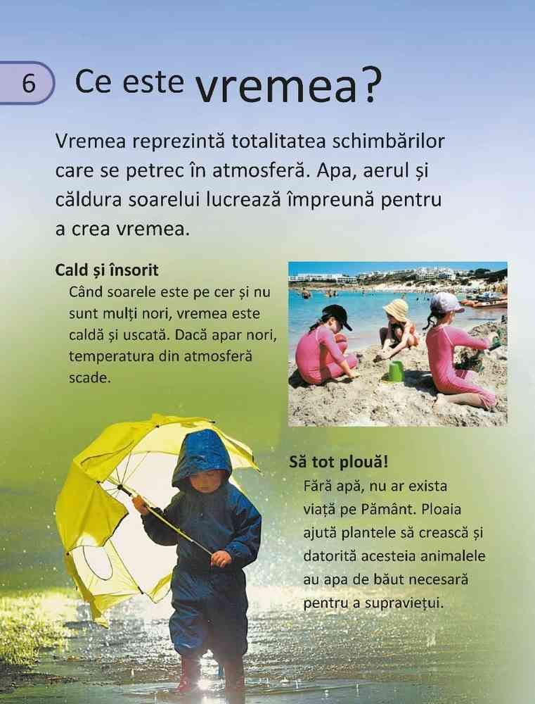 DISCOVER SCIENCE. VREMEA
