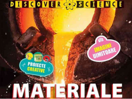 CARTE -  DISCOVER SCIENCE. MATERIALE