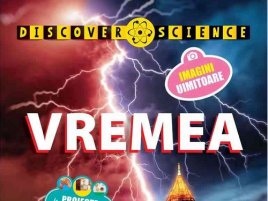 Carte - DISCOVER SCIENCE. VREMEA