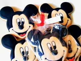 Turta Dulce/ Biscuit - Mickey Mouse