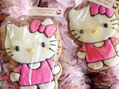 Marturie Botez Hello Kitty